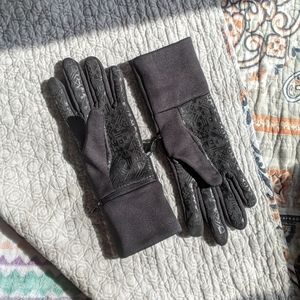 2 Pairs of Land's End Gloves